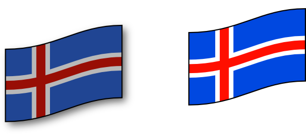 Icelandic clipart picture transparent library Icelandic Flag PNG, SVG Clip art for Web - Download Clip Art ... picture transparent library