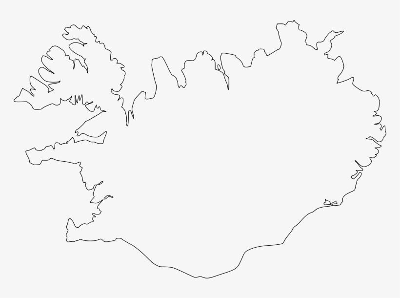 Icelandic clipart clip art freeuse stock Free Map Of Iceland - Iceland Clipart - Free Transparent PNG ... clip art freeuse stock