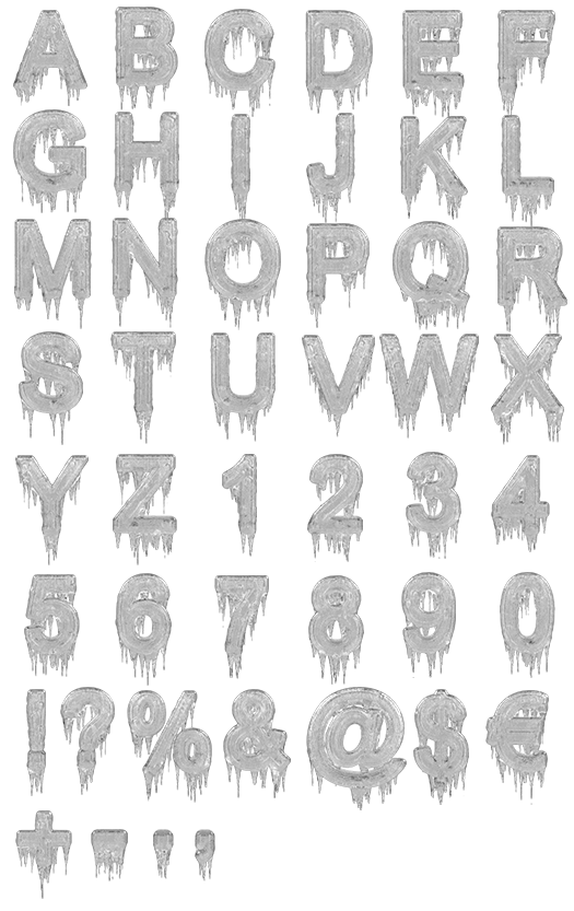 ICICLES font | World | Pinterest | Fonts, Scrapbooking and Bullet ... svg black and white library