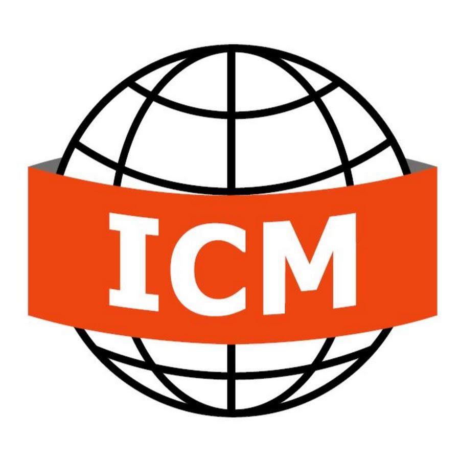 Icm logo clipart clip free stock ICM Makina - YouTube clip free stock