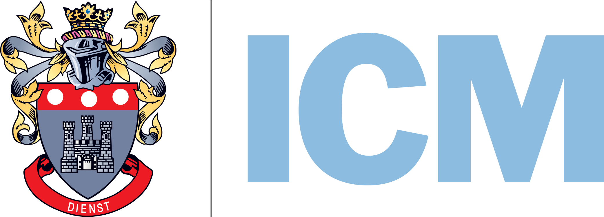 Icm logo clipart graphic black and white library Icm Student Portal - Institute Of Commercial Management Logo ... graphic black and white library