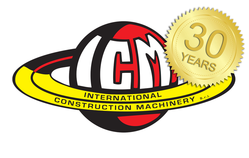 Icm logo clipart picture transparent library I.C.M. International Construction Machinery picture transparent library