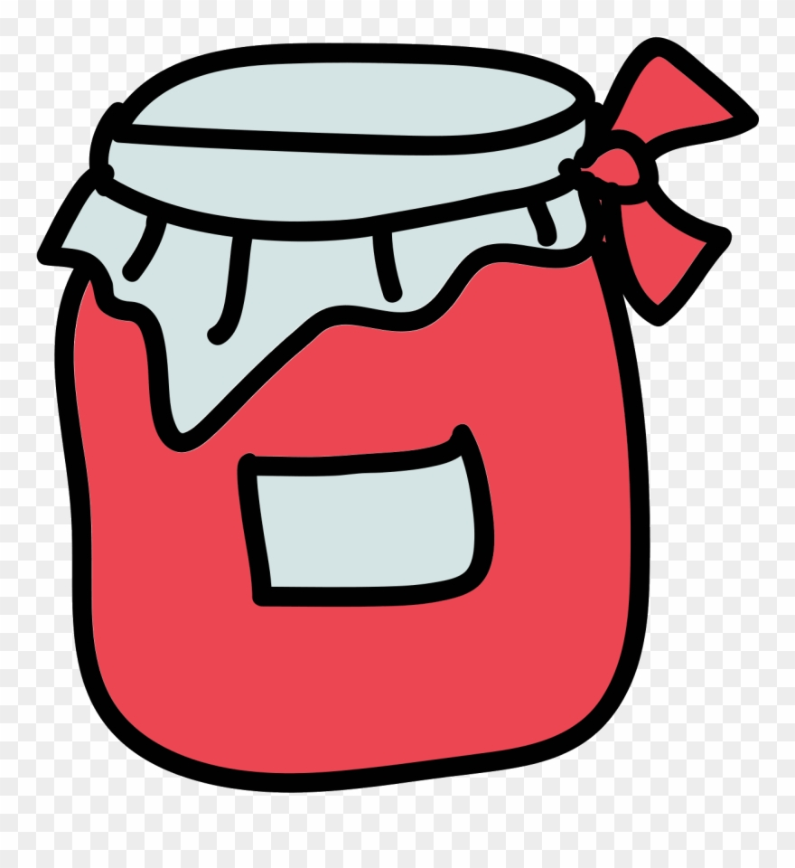 Icon cartoon clipart clipart library download Berry Jam Icon - Cartoon Jar Png Clipart (#1044107) - PinClipart clipart library download
