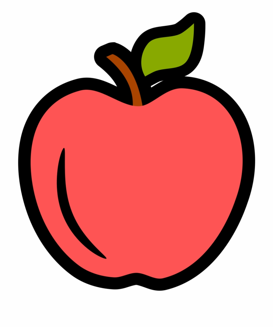 Icon cartoon clipart png transparent download Apple Icon - Apple Icon Cartoon Png Free PNG Images ... png transparent download