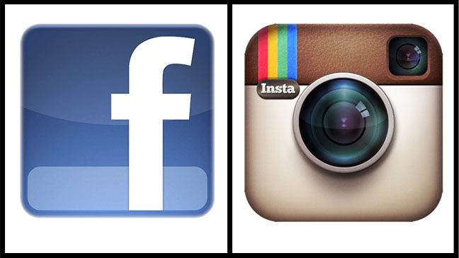 Icon clipart facebook and instagram banner freeuse Facebook and Instagram Logo Clip Art – Clipart Free Download banner freeuse