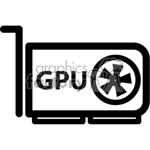 Icon clipart images royalty free stock video graphics card gpu icon clipart. Royalty-free clipart # 403829 royalty free stock
