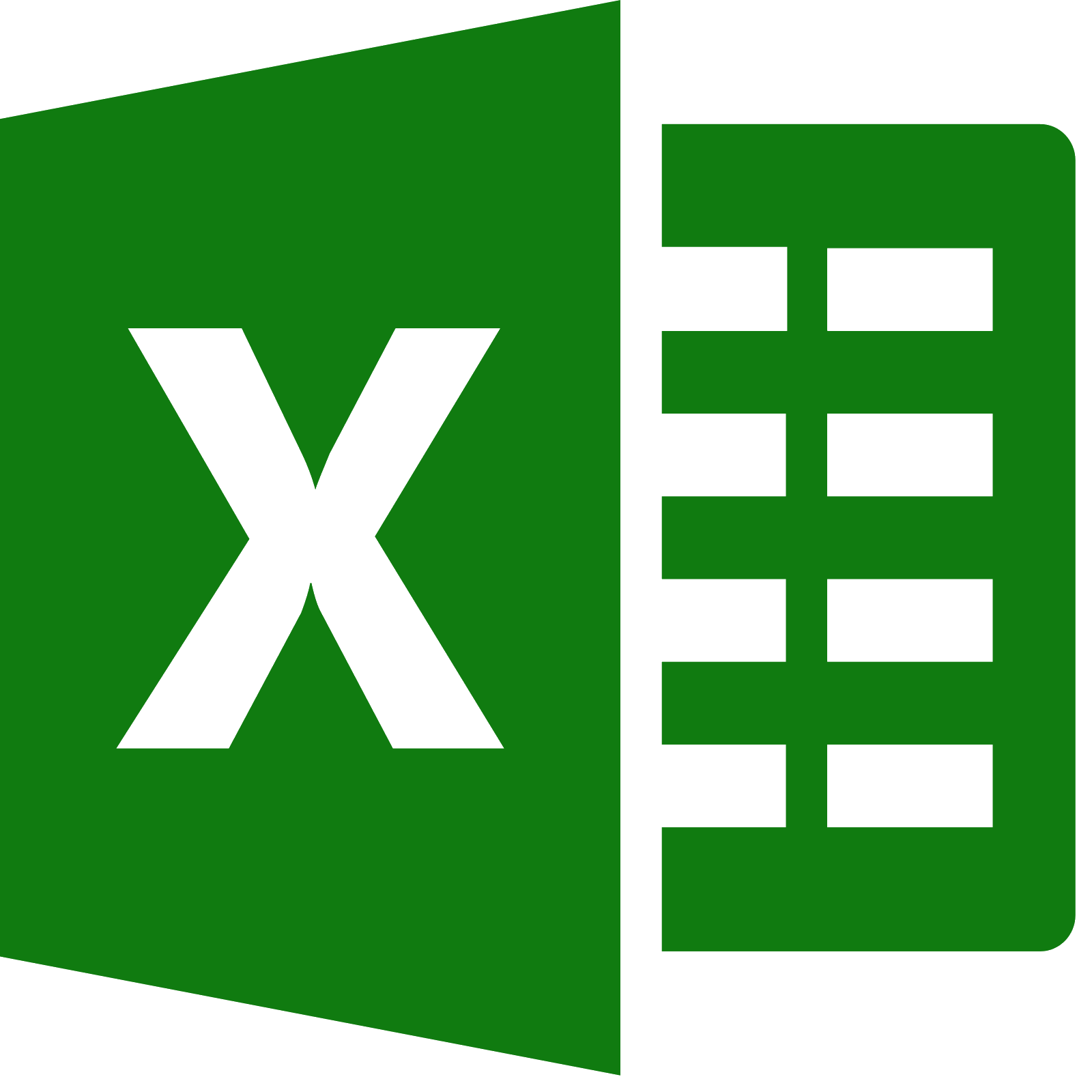 Icon excel clipart clip black and white library Microsoft Excel Computer Icons Microsoft Office Clip art ... clip black and white library