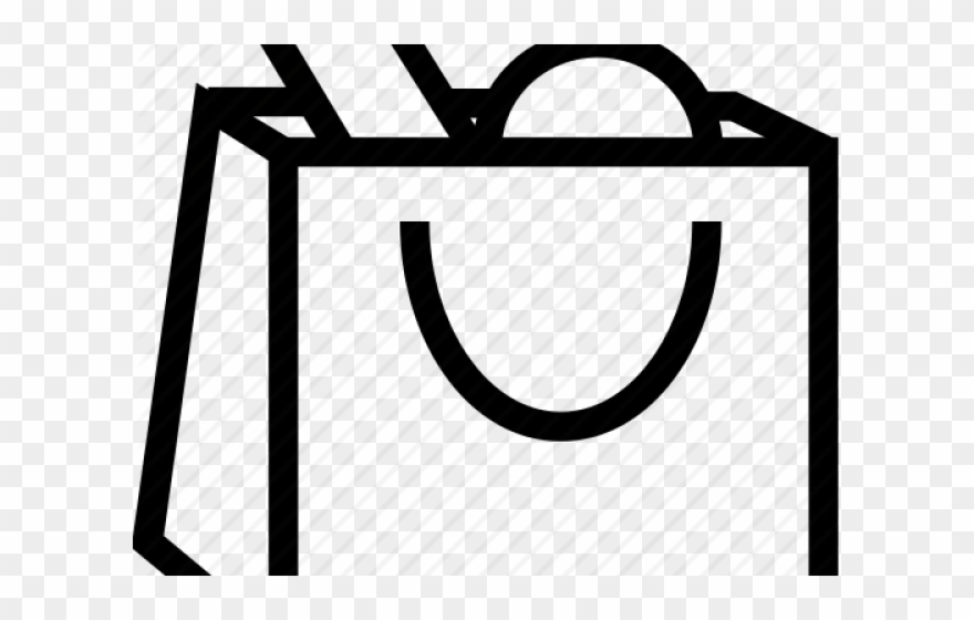Icon shopping clipart picture freeuse stock Shopping Bag Clipart Icon Transparent - Shopping Bag Icon ... picture freeuse stock