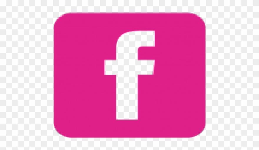 Icono de facebook clipart image royalty free library Facebook Clipart Pink - Icono De Instagram Rosa - Png Download ... image royalty free library