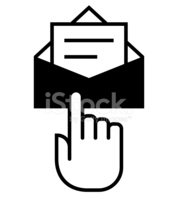 Icono de suscribete clipart clipart free library Icono DE Newsletter Suscríbete vectores en stock - Clipart.me clipart free library