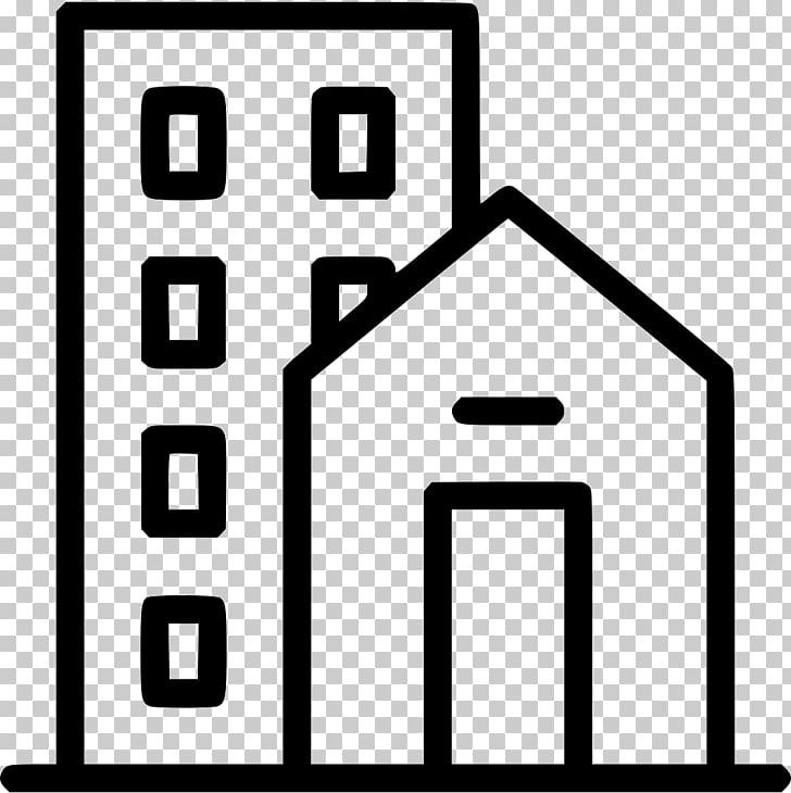 Icono edificio clipart png black and white stock Casa propiedad inmobiliaria edificio iconos de computadora, casa PNG ... png black and white stock