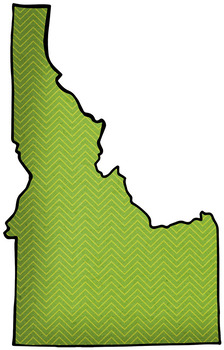 Idaho state clipart graphic library library Idaho State Clip Art graphic library library