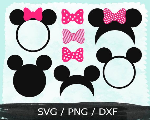 Ideas for clipart vinyl in frams for cricut black and white Mickey Mouse SVG Vinyl #cut_files Cricut Design space by loveAHAVA ... black and white