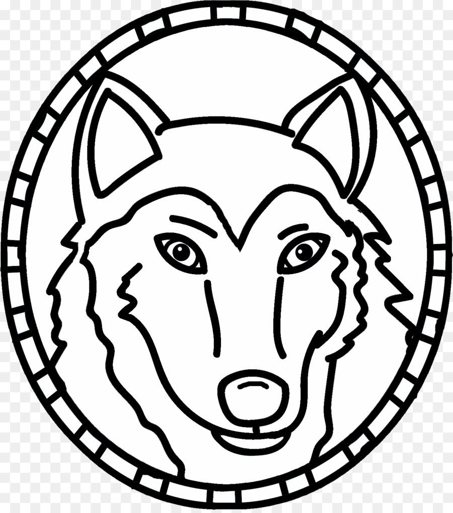 Iditarod trail clipart png transparent download Smile Dog clipart - Circle, transparent clip art png transparent download