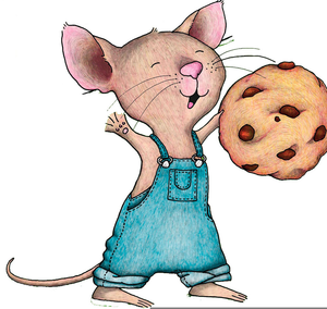 If clipart graphic stock If You Give A Mouse A Cookie Clipart | Free Images at Clker.com ... graphic stock