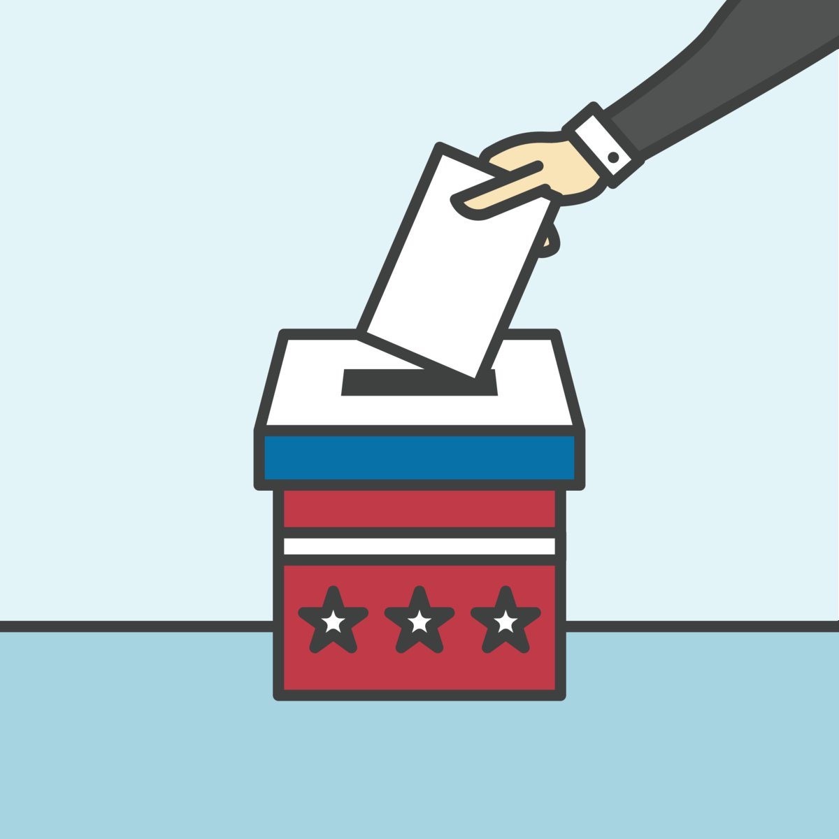 If you dont vote for yourself clipart image royalty free download No, the Majority of American Evangelicals Did Not Vote for Trump image royalty free download