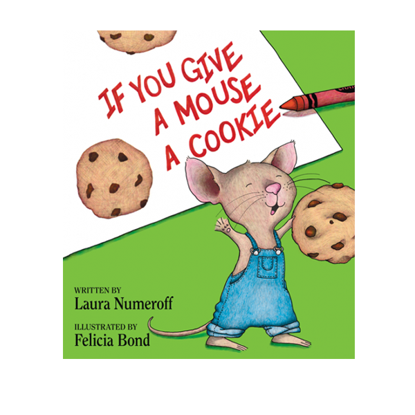 If you give a ouse a cookie clipart transparent download MouseCookieBooks.com – The Official Home of Mouse and the If You ... transparent download