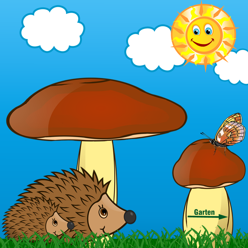 Igel im garten clipart picture free library Igel « Meine Internetseite picture free library