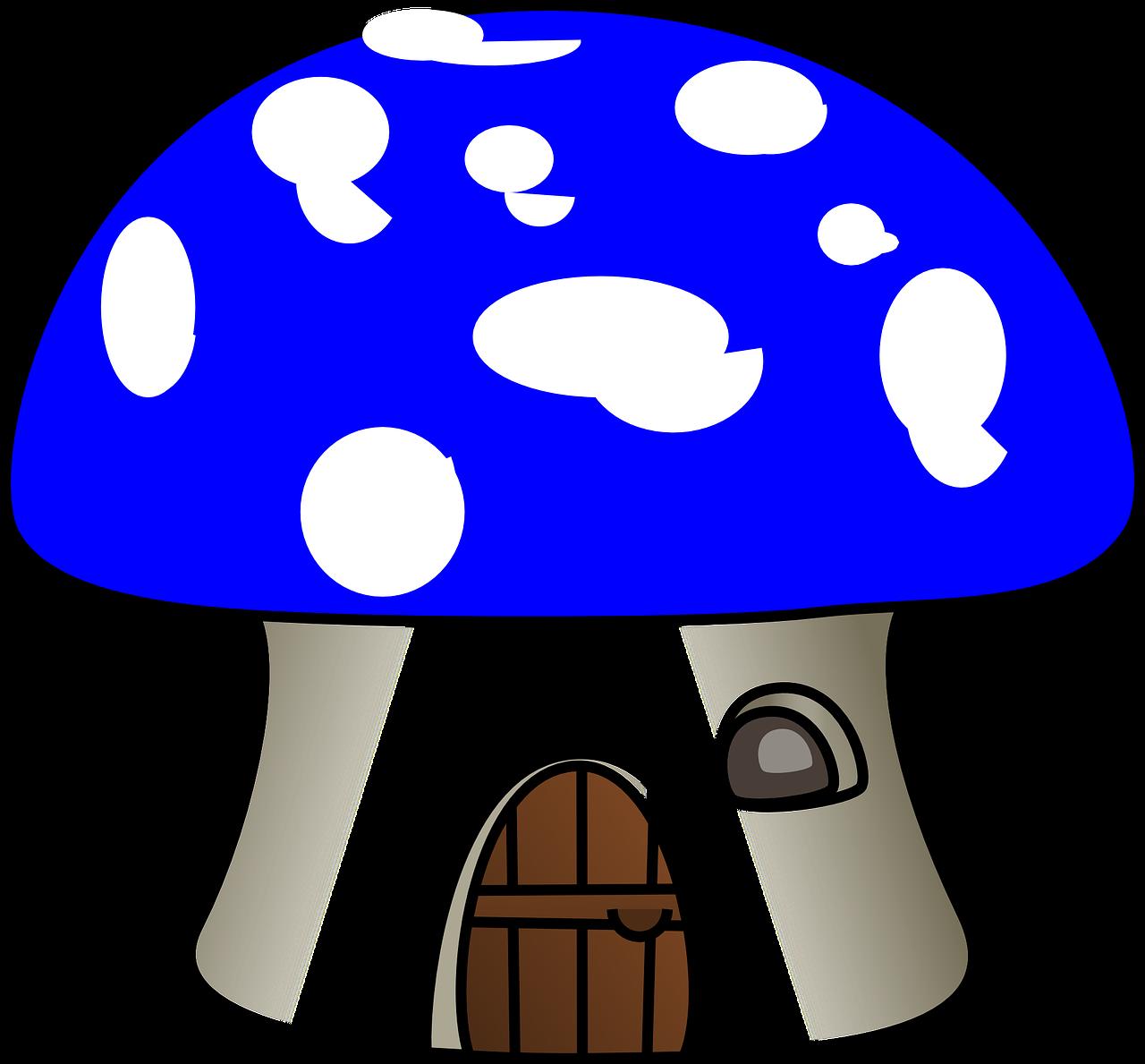 Mushroom House Igloo Door PNG Image - Picpng clip art free