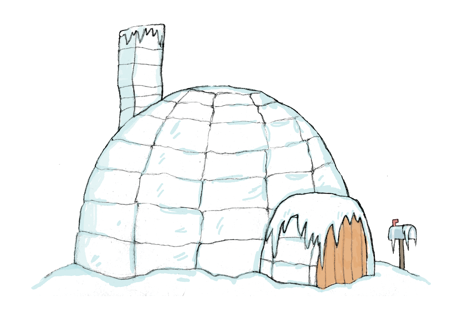 Igloo Snow House Png #33775 - Free Icons and PNG Backgrounds free library