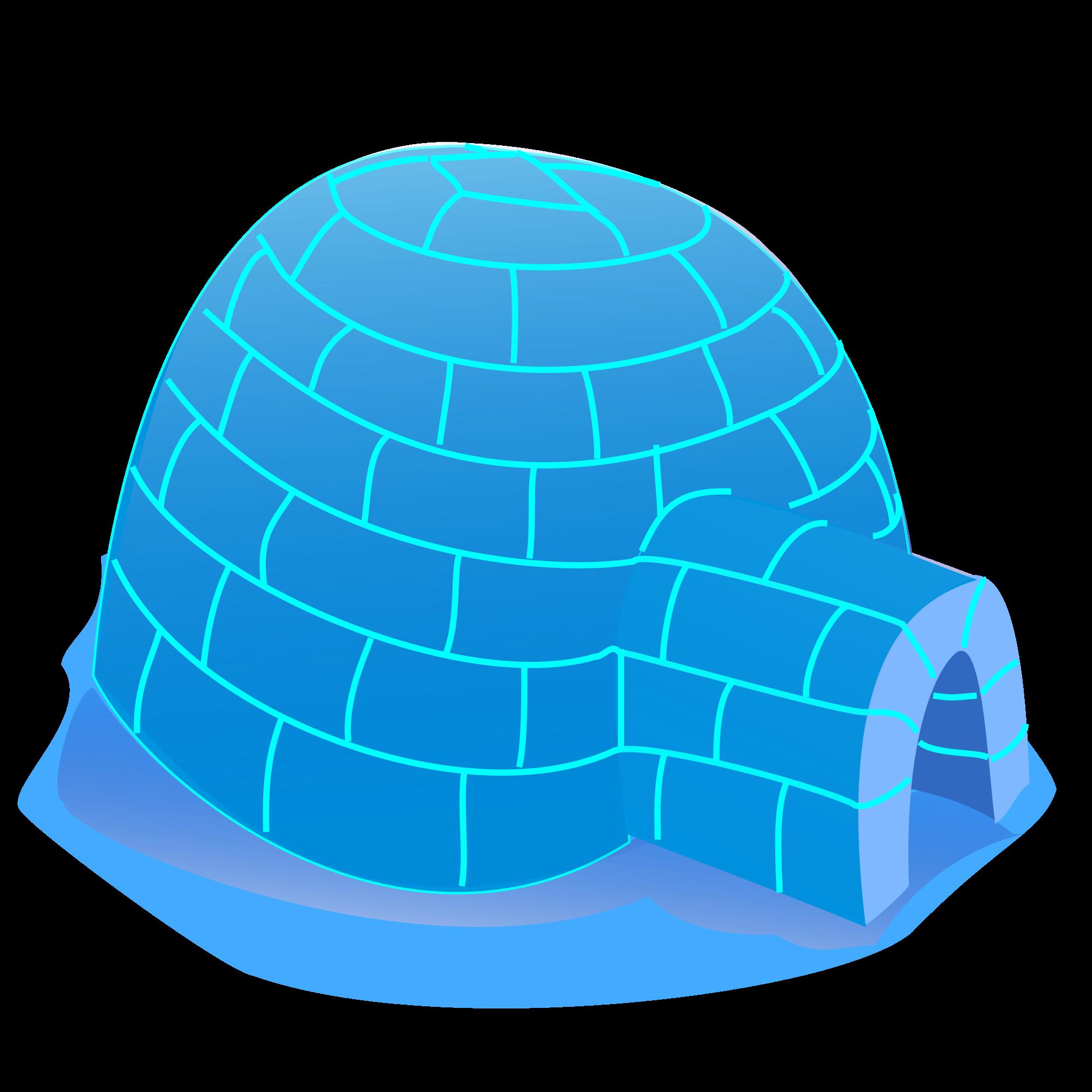 File:Tux Paint igloo.svg - Wikimedia Commons clip art