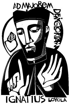 Ignatius of loyola clipart vector royalty free stock The Jesuit Institute - St Ignatius Loyola vector royalty free stock