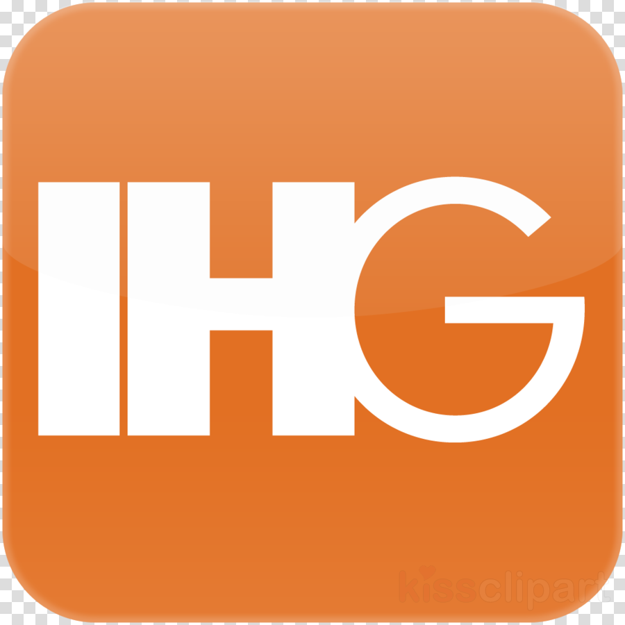 Ihg clipart graphic free download Icon Line clipart - Hotel, Orange, Text, transparent clip art graphic free download