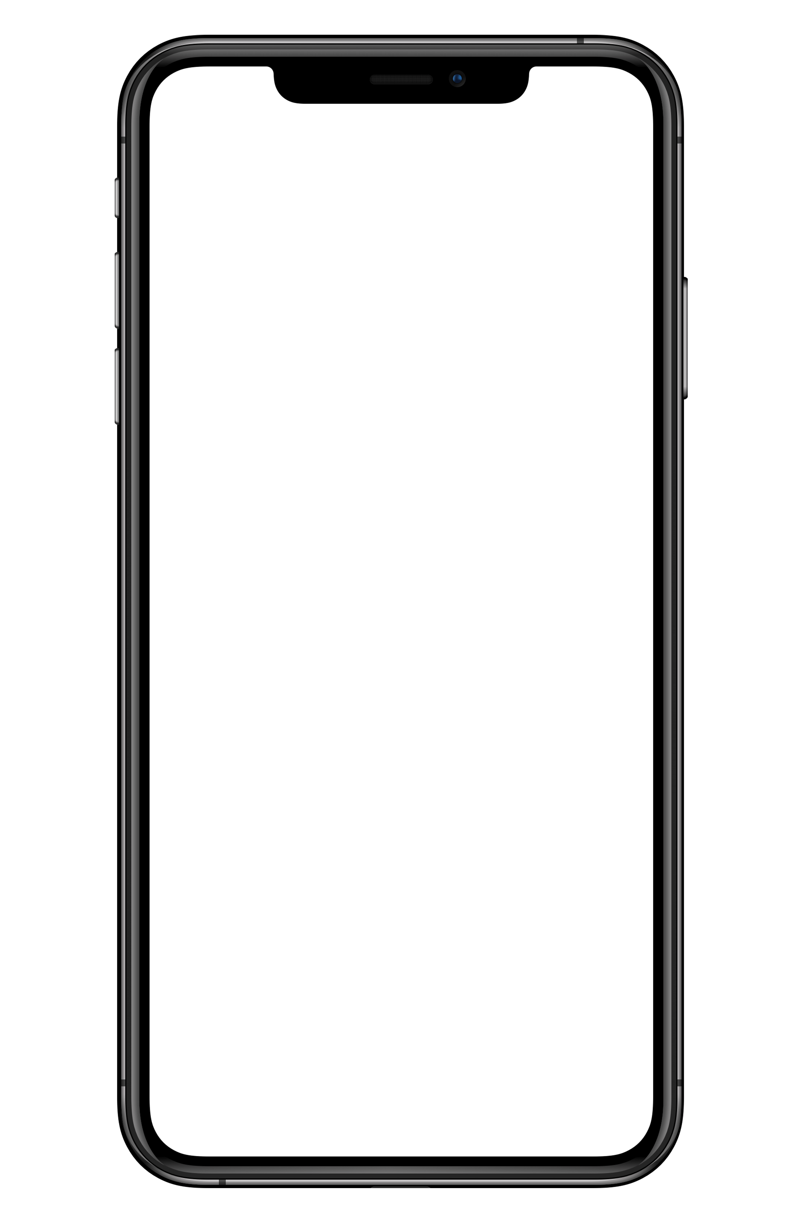 Ihpone 7 sketch png transparent artwork clipart banner transparent library Apple iPhone XS Max iPhone 5s Smartphone - xs mockup png download ... banner transparent library