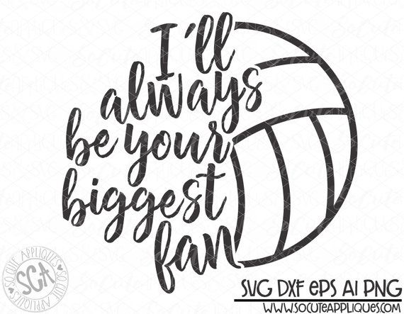 Ill be your biggest fan shirt clipart
