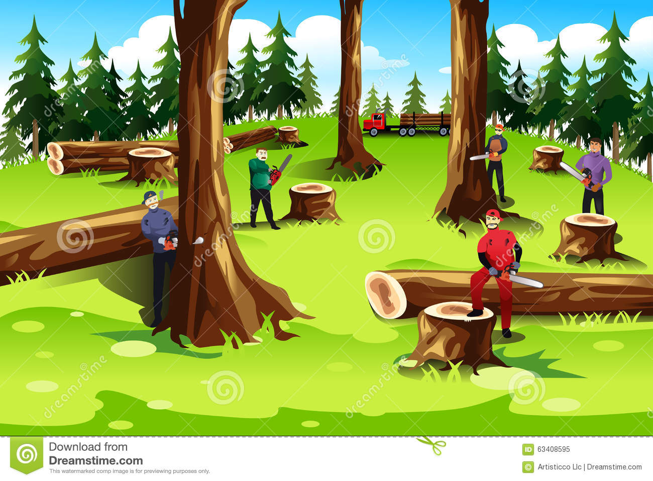 Illegal logging clipart image royalty free stock Illegal logging clipart 5 » Clipart Station image royalty free stock