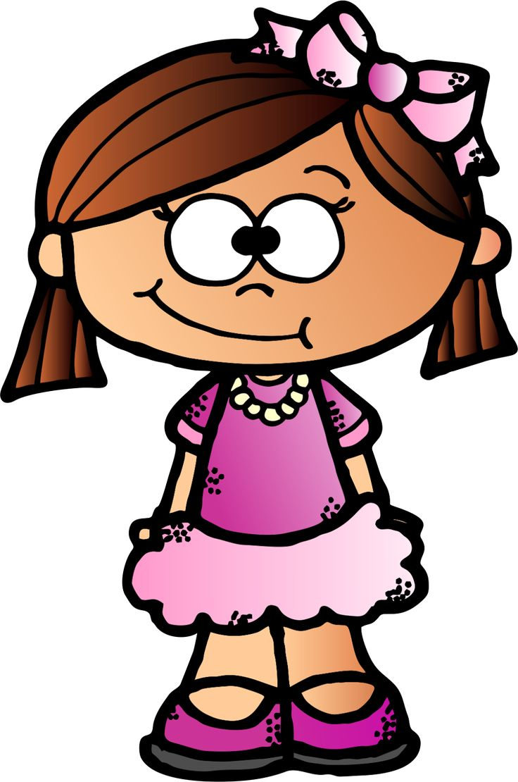 Image clipart girl