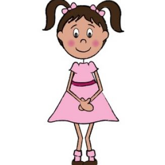 Image clipart girl picture free library Clipart Little Girl & Little Girl Clip Art Images - ClipartALL.com picture free library