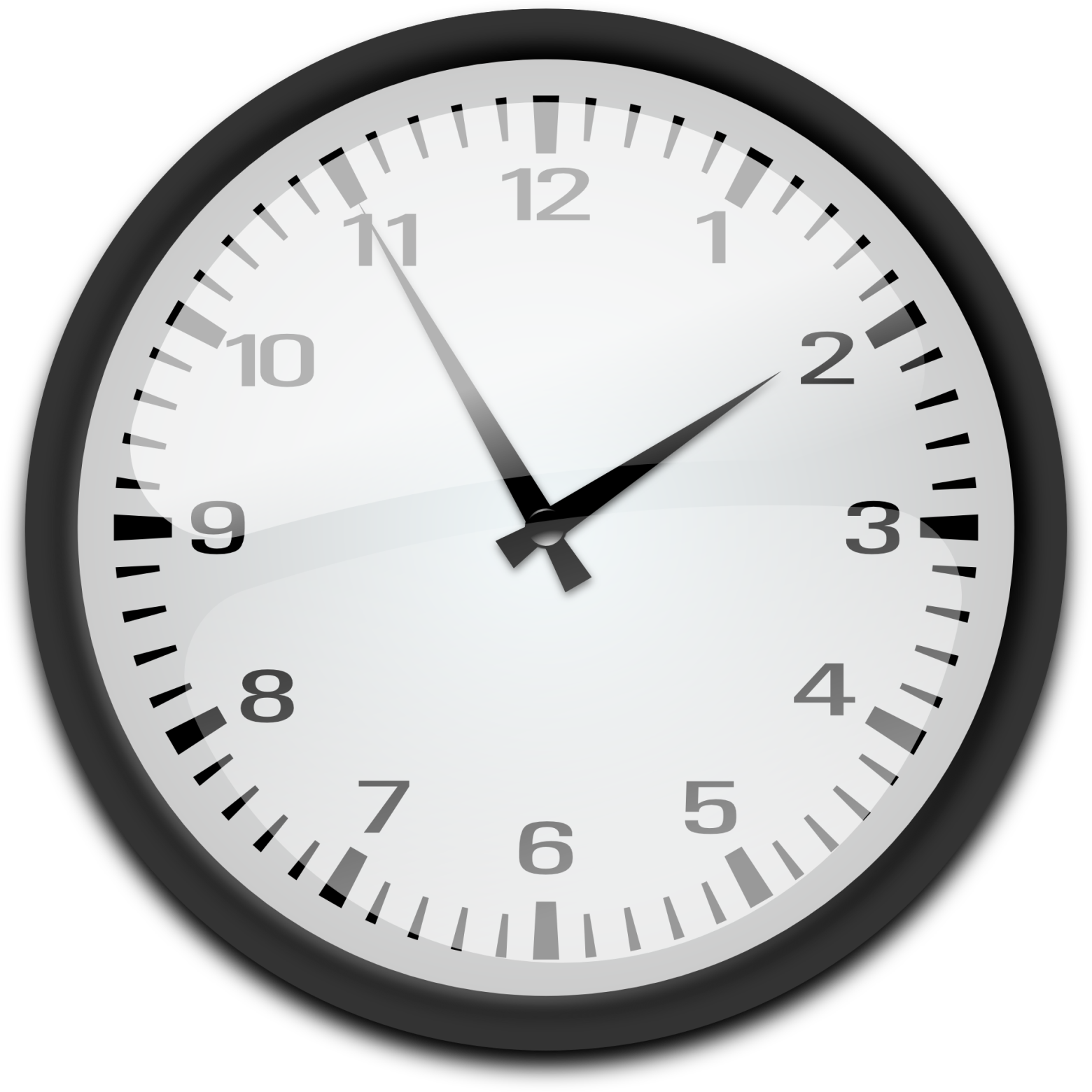Image clipart gratuit png black and white download Clipart Gratuit Horloge image information png black and white download