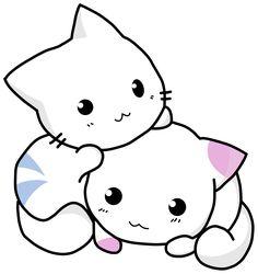 Image clipart manga image transparent pussycat #kittens #kittycat #cat #pets #neko #anime #manga ... image transparent