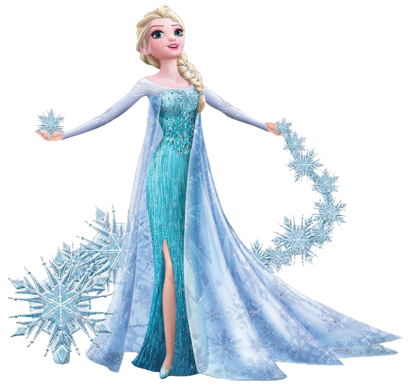 Snowflake dress clipart clipart library FREE Frozen Clipart - Lots of free clipart from the Frozen movie ... clipart library