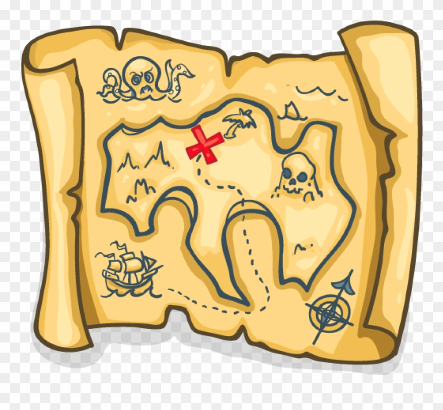 Image map clipart png royalty free library Pirate Group Item Detail Itembrowser - Treasure Map Clipart (#170134 ... png royalty free library