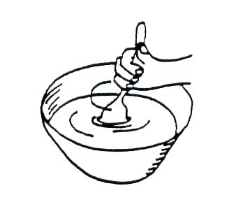 Image of a boy who stirs and cooks clipart svg freeuse Cooking verbs - Clip Art Library svg freeuse