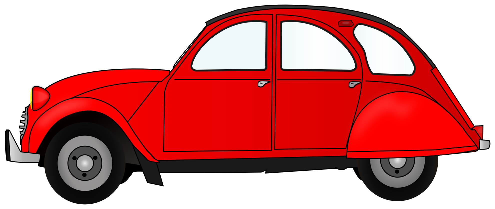 Image of a car clipart vector freeuse Car clipart in hd vector freeuse