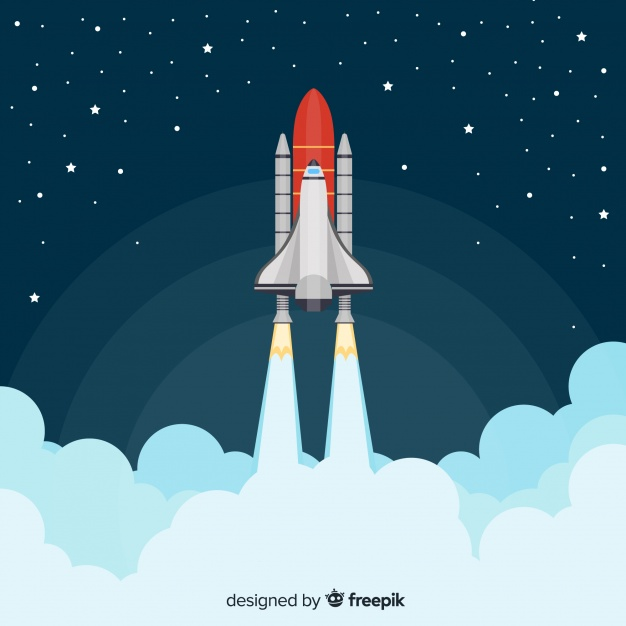 Image of a sdpaceship of the future clipart image transparent library Spaceship Vectors, Photos and PSD files | Free Download image transparent library