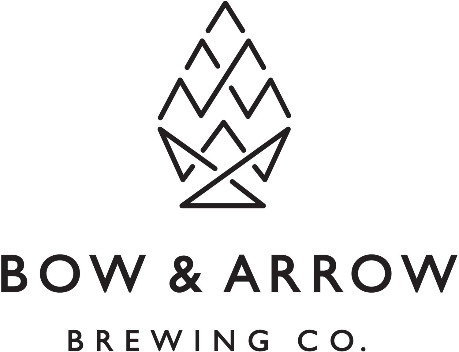 Picture of arrow jpg free library Bow & Arrow Brewing Co. jpg free library