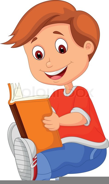 Image of clipart boy reading book png royalty free library Boy Reading Books Clipart | Free Images at Clker.com - vector clip ... png royalty free library