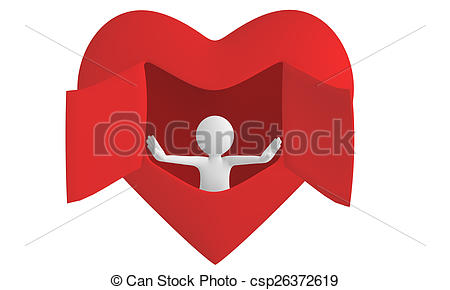Image of open hearts clipart picture royalty free stock Open heart Clipart and Stock Illustrations. 5,138 Open heart ... picture royalty free stock