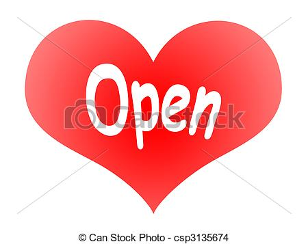 Image of open hearts clipart clipart freeuse download Open heart Clipart and Stock Illustrations. 5,138 Open heart ... clipart freeuse download