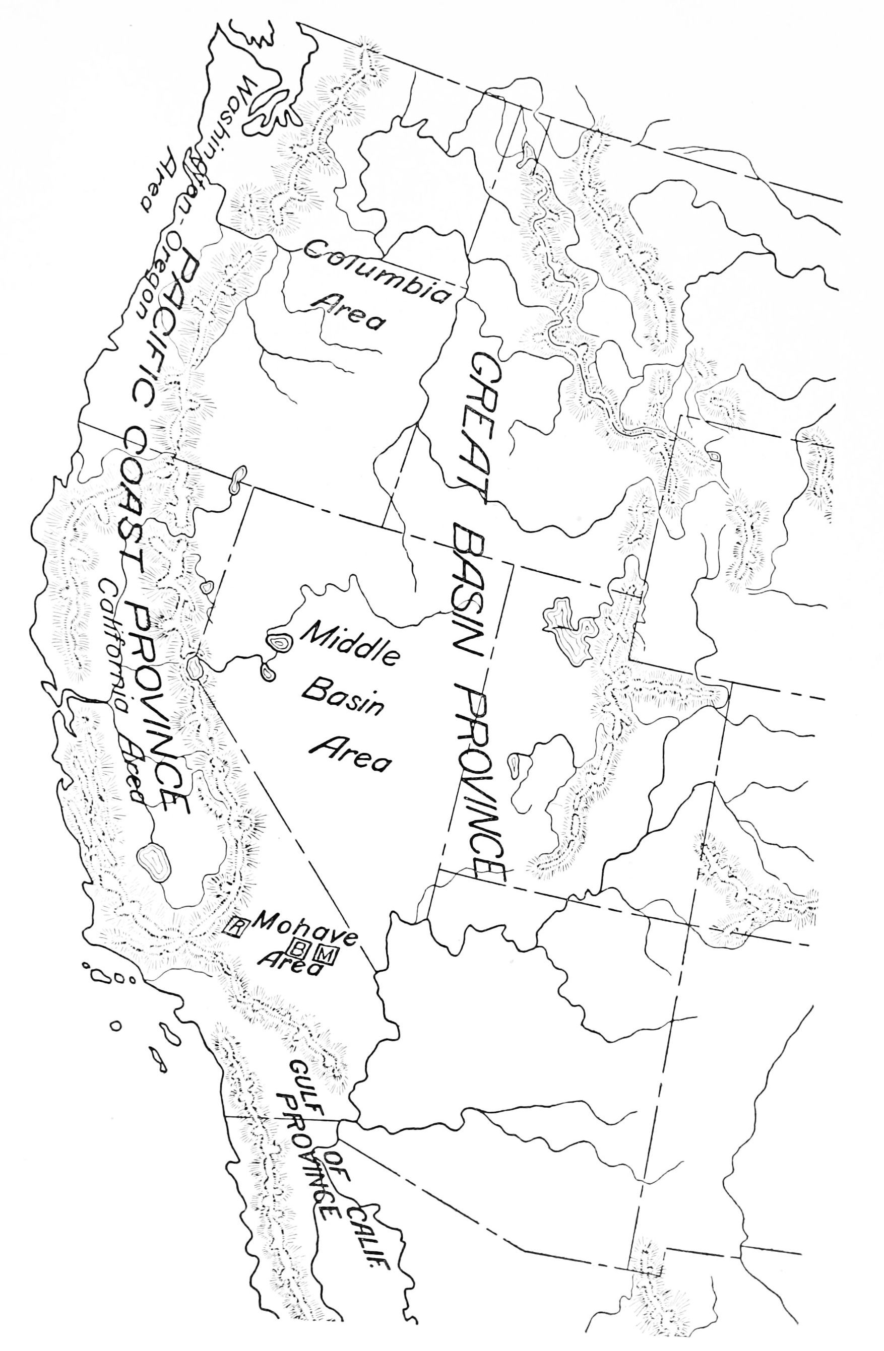 Image pacific northwest clipart map vector free Outline Map Of Pacific Northwest With Image Clipart ~ Free ... vector free
