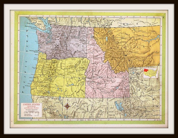 Image pacific northwest clipart map banner royalty free download Image pacific northwest clipart map - ClipartFest banner royalty free download