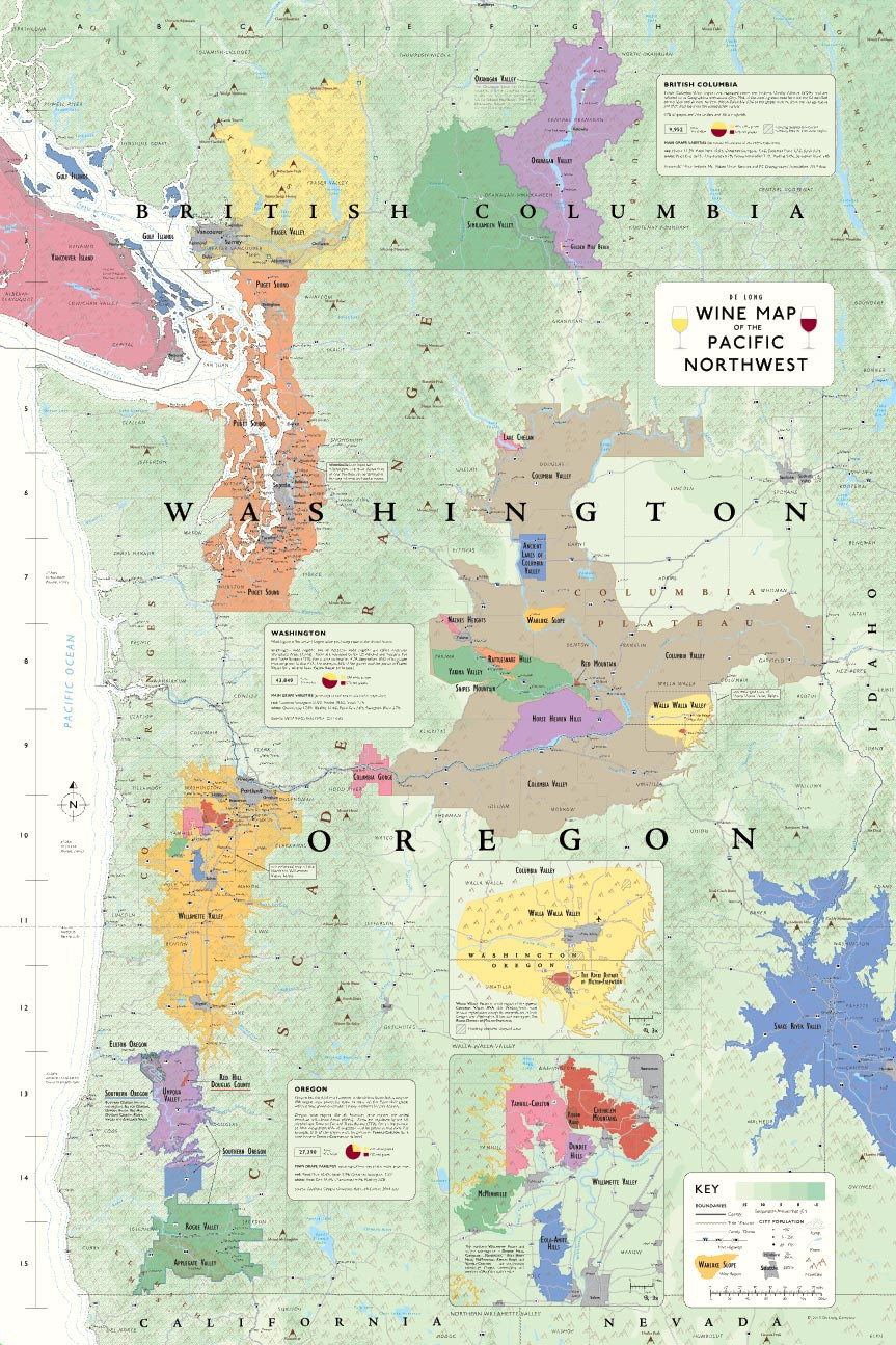 Image pacific northwest clipart map banner library Image pacific northwest map clipart - ClipartFest banner library
