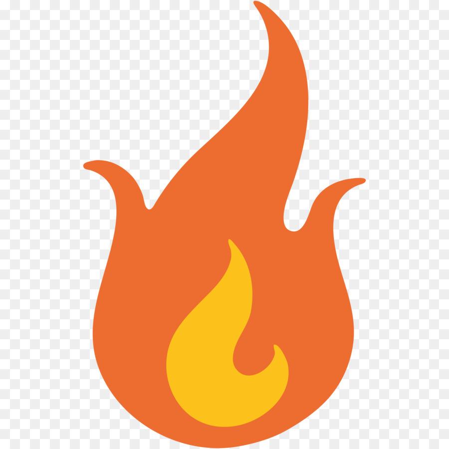 Imagem de fogo clipart picture transparent download Emoji Sticker clipart - Emoji, Sticker, Orange, transparent ... picture transparent download