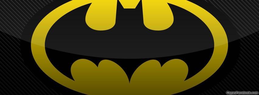 Imagen de facebook clipart clip freeuse Portada con escudo de Batman | Imagenes y Frases para ... clip freeuse