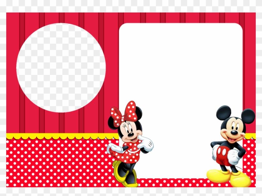 Imagenes clipart para editar graphic transparent Convite Minnie Png - Invitaciones De Minnie Y Mickey Mouse ... graphic transparent