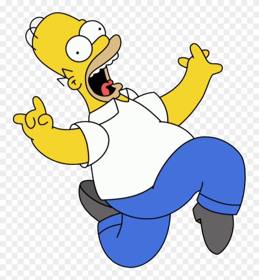 Imagenes de homero simpson clipart clipart free library Homer Simpson Png - Homer Simpson Running Png Clipart ... clipart free library